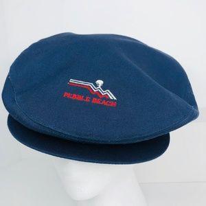 Vtg Pebble Beach Golf Course Texace Noswett Hat